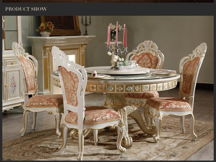 El presidente muebles de palo royal clásica de madera maciza ...
