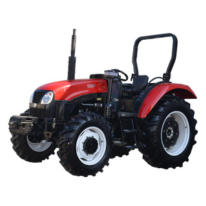 yto engine tractor HB1104 tractor snow removal Huabo 4WD power generator tractor