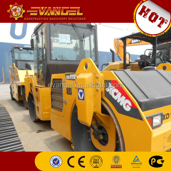 11Ton Roller/XCMG New Road Construction Machine