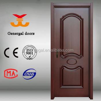 Mdf wooden door with groove design & Mdf Wooden Door With Groove Design - Buy Mdf Wooden Door With ... pezcame.com