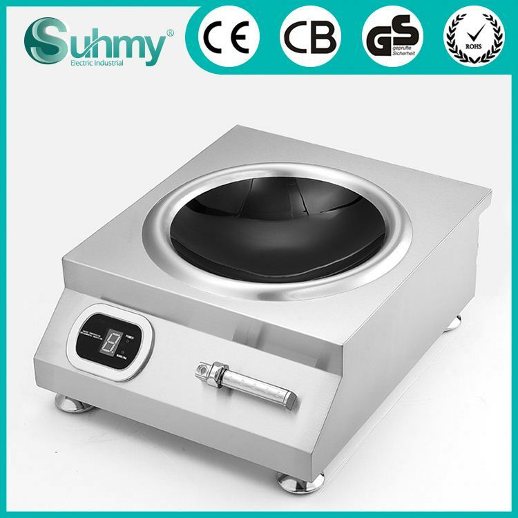 commerical electric range induction cooker