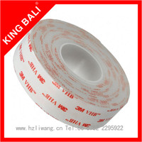 High-strength bonding Double sided adhesive acrylic foam 3M VHB tape 4920 for sealing performance