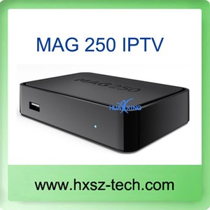 iptv account MAG 250 IPTV SET-TOP BOX mag250