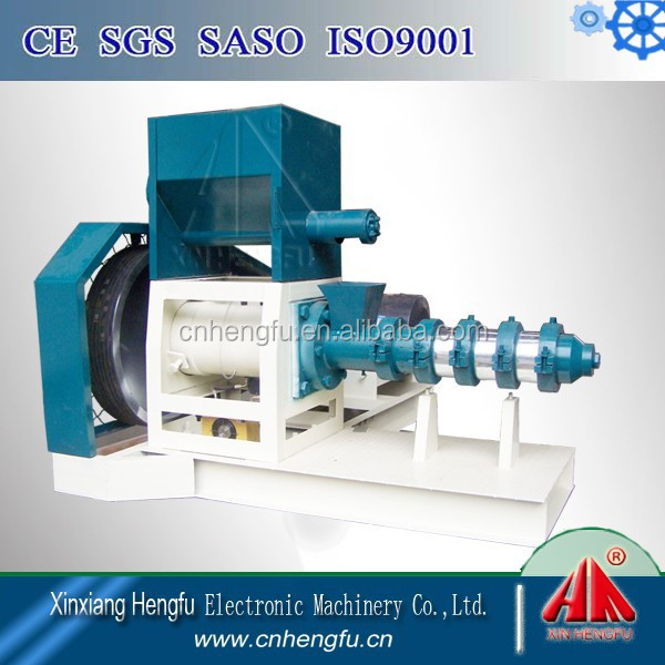 Industrial soya bean extruder /soybean bulking machine 0086-15837341803