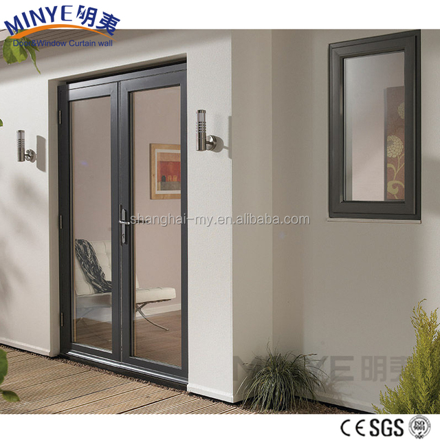 China Aluminum French Door Wholesale Alibaba