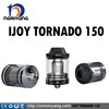 China export Atomizer IJOY Tornado 150 Tank in Russian market selling fast