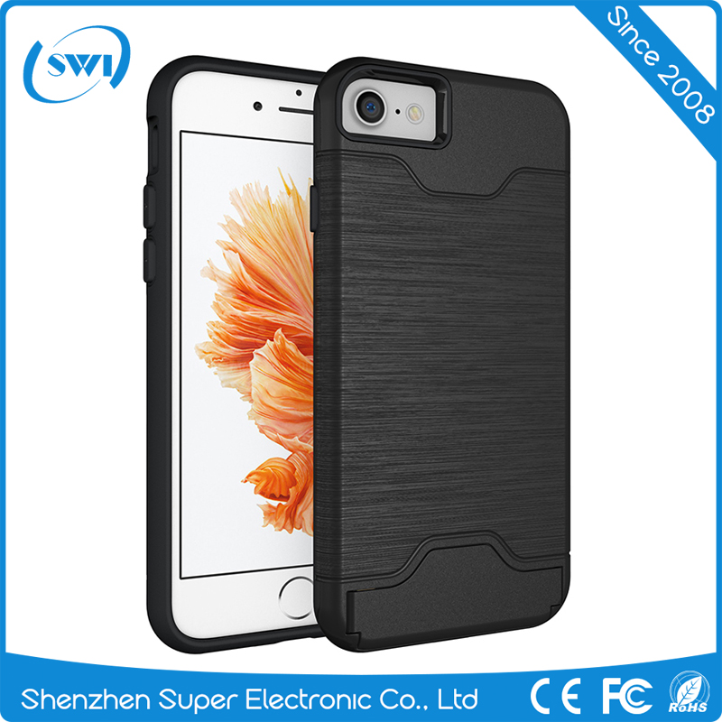 Multi-colors dustproof shockproof mobile phone <strong>cover</strong> for iphone 7