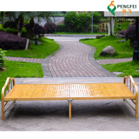 wholesale cool folding bamboo bed