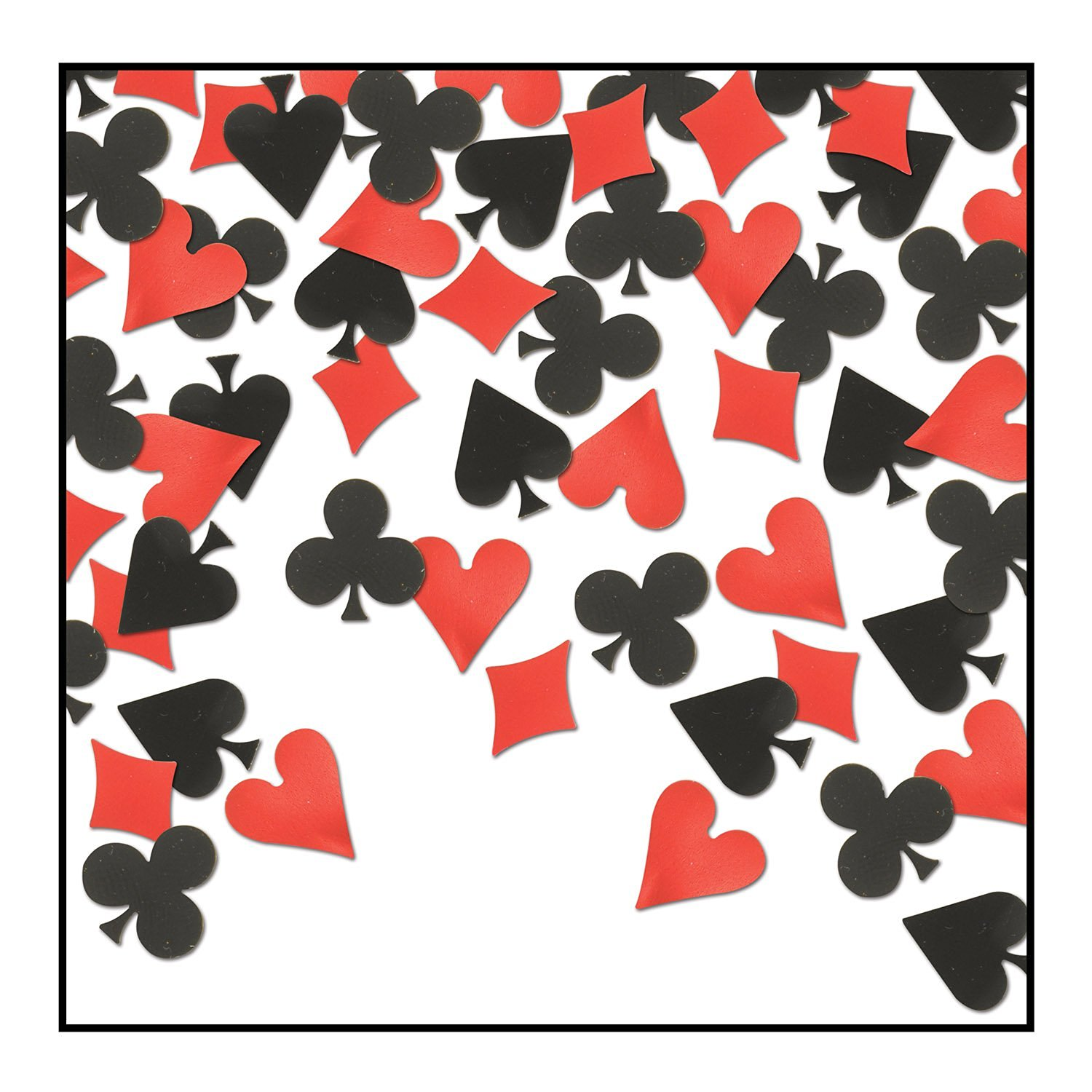 Total of 3 Ounces Confetti Beistle SCN083AZ6 6 Packages Western Party Confetti 0.5 Ounces In Package