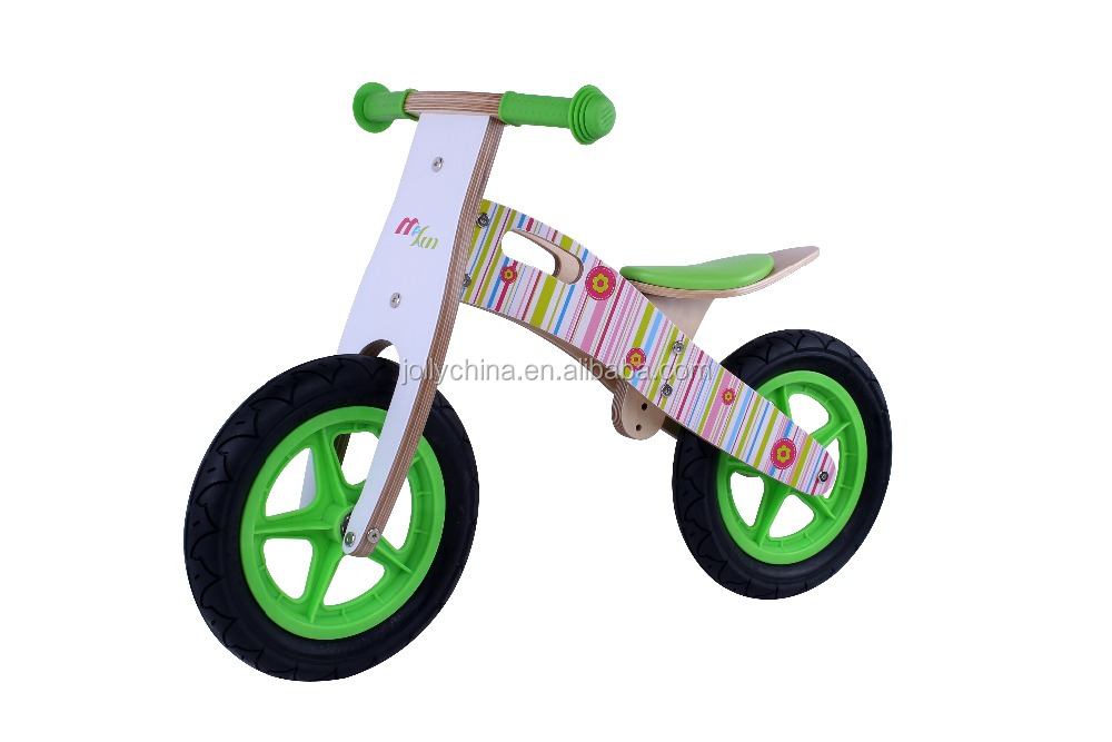 No pedal 12 inch Bicycle Balance Bikes Balance/Best wooden Children Balance Bike/CE High Quality Cheap Balance Bikes for kids