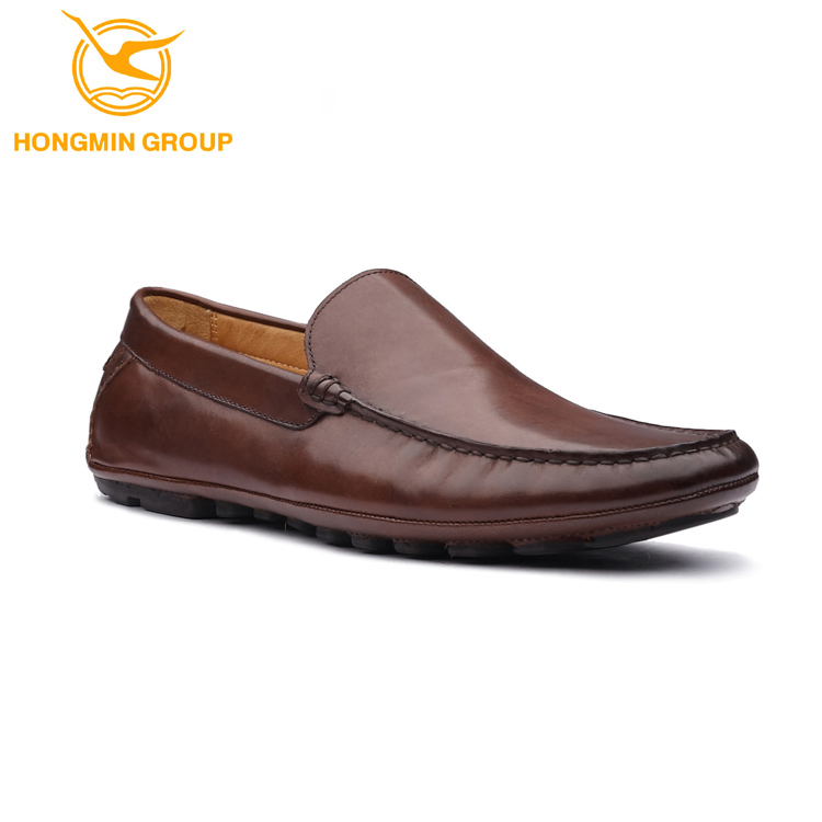 Fashion No Lace Mens Loafers Shoes New