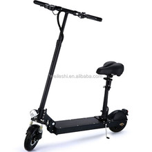 2 wheel lithium battery best electric kick scooter / motor scooter