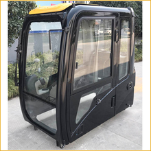 Brand new pressed excavator CAT320D cabin after market making of CAT E320 cab