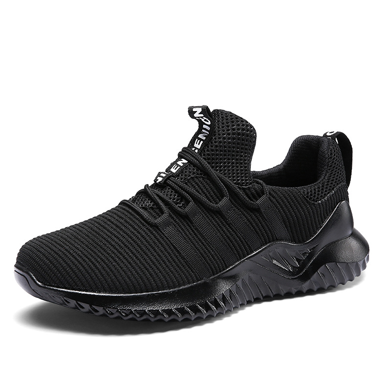 PDEP flessibile tomaia in mesh traspirante fodera morbida luce peso EVA suola di sport scarpe uomo scarpe da corsa scarpe da ginnastica chaussures de sport