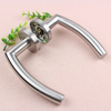 Supply all kinds of door handle ss304,curved grip door handle,china online shopping door handles
