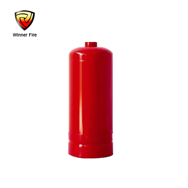 1~2 KG yellow fire extinguisher bracket for fire rescue system