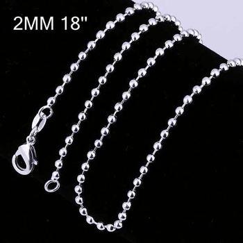 a0f723a3f1bd Nuevo diseño simple precio de fábrica de plata 925 cadena para hombres ...