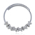 Lady Fashion Statement Jewelry Zinc Alloy African Chain Bracelet