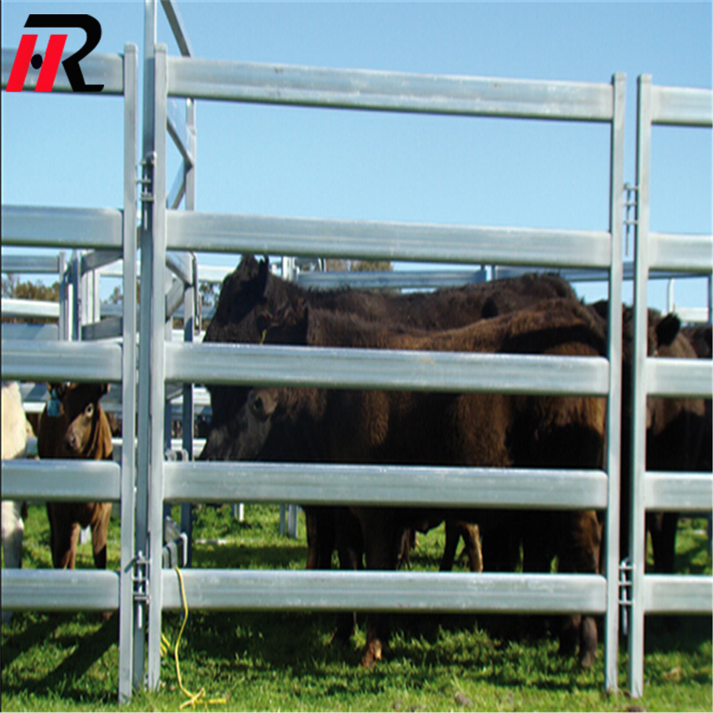 Livestock Panels Cattle Yard Wire Mesh Fence Fence Posts - Buy ...
