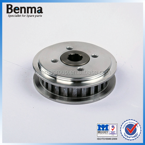 125cc Clutch hub with pressure plate motorcycle clutch hub for 125cc motorcycle in OEM quality hot sell