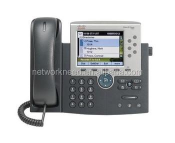 cisco ip phone 7965 instructions