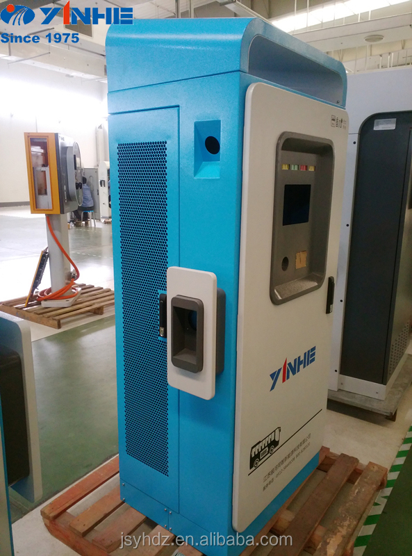 YINHE 75KW DC Fast EV Charger Station with SAE J1772 COMBO-1 connector