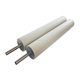 Rubber roller nip roller for machine
