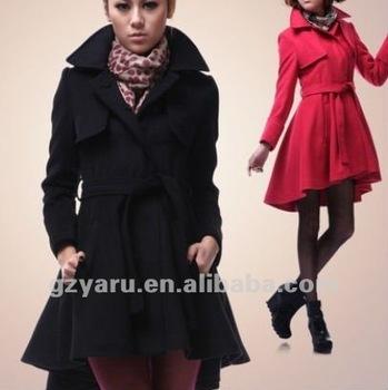 Fashion Black Coats For Girls - Buy Coats For GirlsBlack Coats
