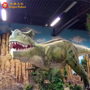 High simulation 3D artificial animatronic dinosaur for exhibit dinosaur king dinosaurs picture