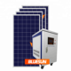 Off Grid 2KW Solar Power Generator System for Small Solar Fan & Lighting System Home