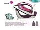 CORDLESS HOTSALE POPULAR HOMEUSE ELECTRIC STEAM IRON