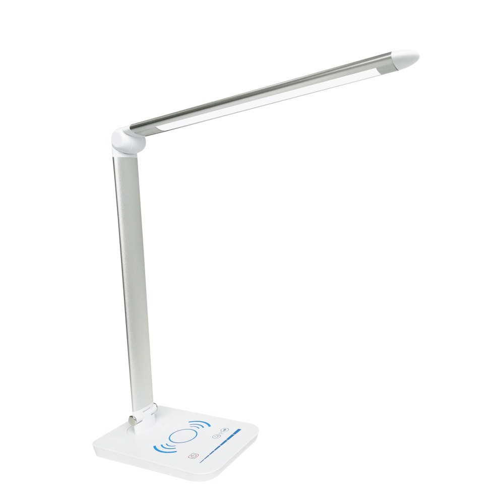 LED Desk Lamp Table Lamp Task Lamp With Wireless Charging Pad