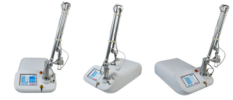 Hot selling portable cheap co2 fractional laser japan beauty machine