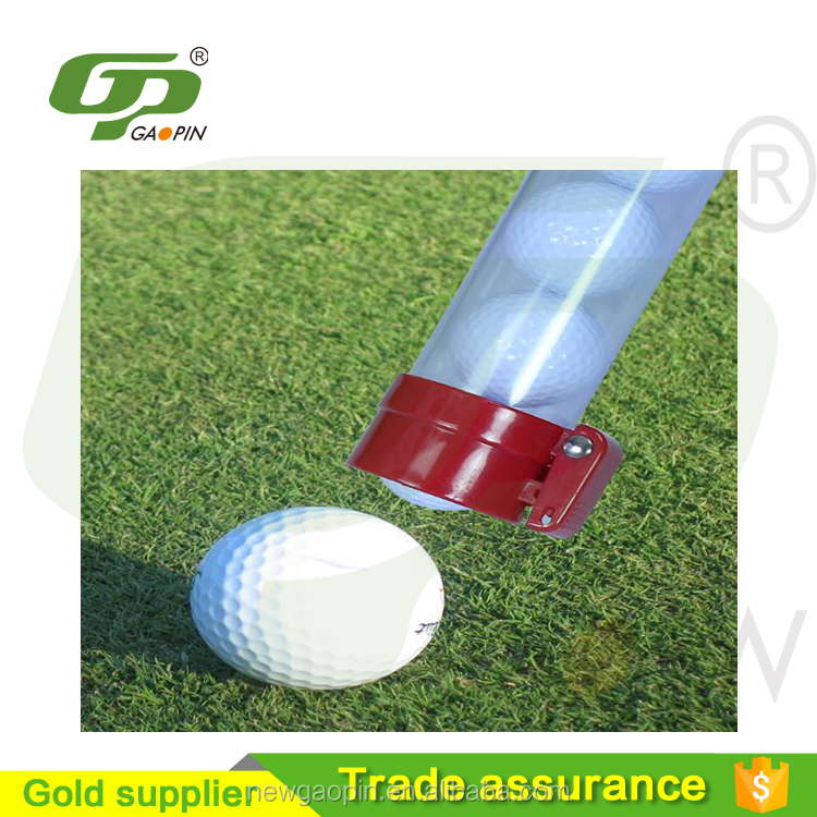 Vendita calda Golf tubo di plastica per pick up picker pallina da golf