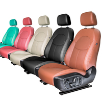 New electric car seat For Land Cruiser