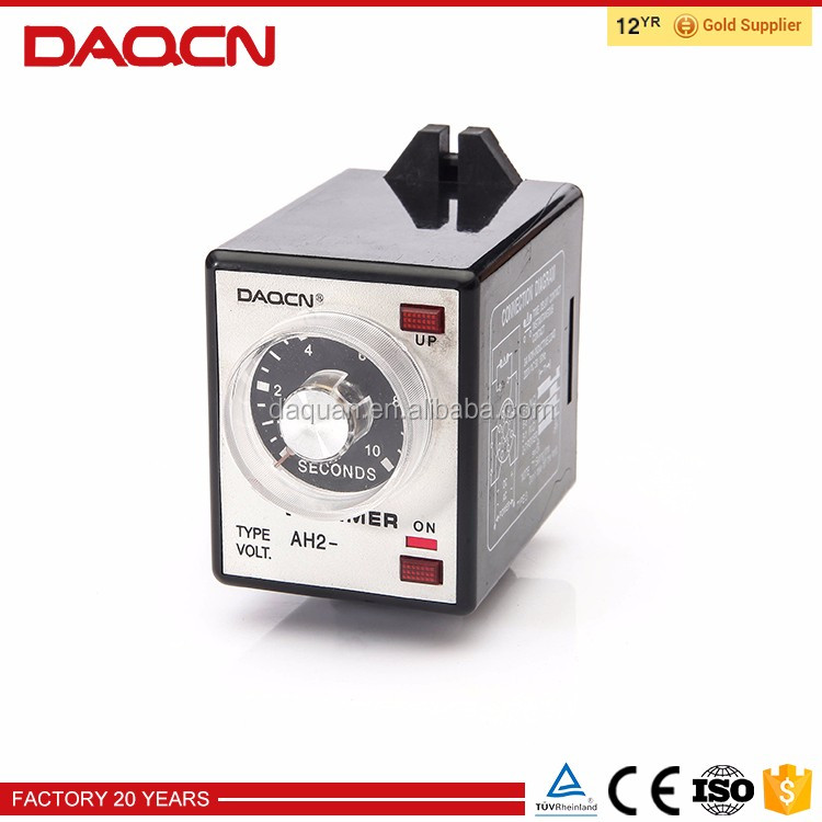 Good Reputation High Quality Dc 12V 48V Time Relay