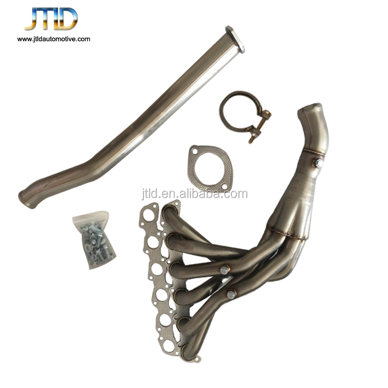performance sus304 exhaust manifold for Nissan TB48 exhaust header