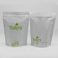 High Quality Wholesale Custom Cheap zip lock plastic tea bag packaging hemp empty bags for sale
