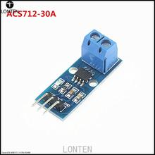 Fast Shipping Hot Sale ACS712 30A Range Hall Current Sensor Module ACS712 Module For aduino 30A