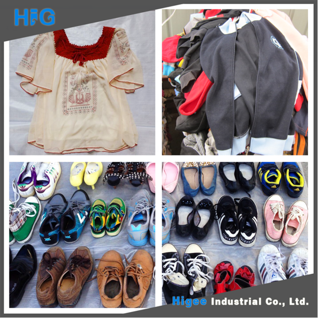 Hig Ladies Shoes Used Clothes Wholesale Second Hand Clothes Bulk ...