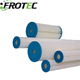 "5 Micron High Flux SPA Polyester Paper Pleated Filter Cartridge for RO Water Equipment (10"" /20"")"