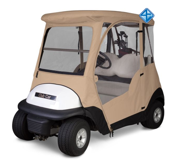 Outdoor dust protection super quality customized golf cart cover