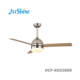 Simple design mini non electric 360 degree wall ceiling fan with remote control