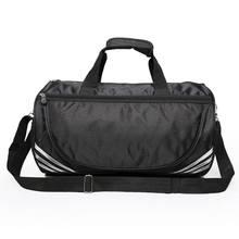 Водонепроницаемая спортивная сумка для занятий фитнесом, спортивная сумка, портативная Дорожная сумка на плечо, независимая баскетбольная...(Китай)