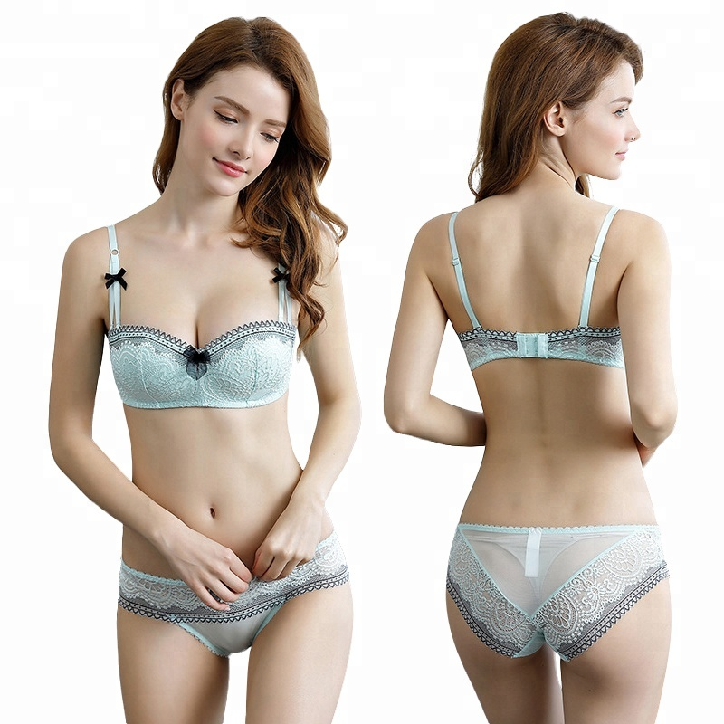 Fashion Lady Sexy Underwear Women Transparent Panty Young Girl
