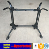 Powder coating cast iron table legs for marble table top