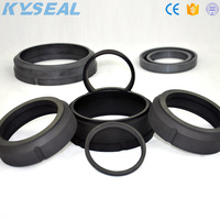 High performance silicon carbide seal ring for seal