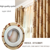 new elegant arabic fabric drapes curtains for home