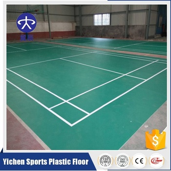Full Size Badminton Court Carpet