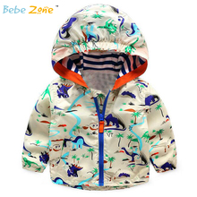 New Spring Children's Jackets Baby Boys Clothes Outwear Kids Windbreaker Toddler Coat Cardigan Hoodies Jacket for a Boy AMC124